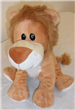 beige plush Lion